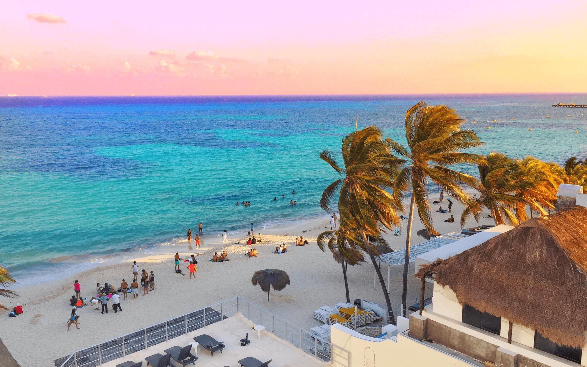 Playa del Carmen Caban Condos Mexico